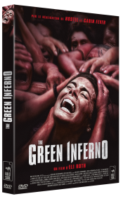 CONCOURS - THE GREEN INFERNO Des DVDs à gagner