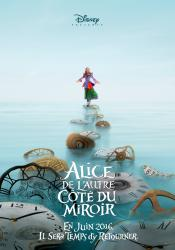 MEDIA - ALICE THROUGH THE LOOKING GLASS Disney reveals two posters