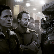 MEDIA - UNTITLED NEILL BLOMKAMPALIEN PROJECT  Neill Blomkamp reveals new concept art