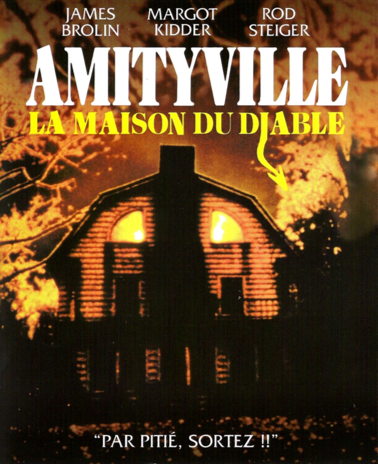 The amityville horror 1979 stuart rosenberg for Amityville la maison du diable film