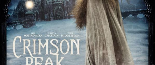 REVIEWS - CRIMSON PEAK  Guillermo del Toro