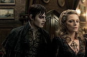 MEDIA - DARK SHADOWS  - Johnny Depp and Michelle Pfeiffer in New Still
