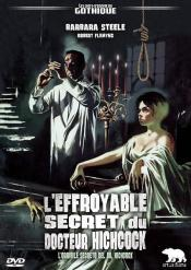 REVIEWS - LORRIBILE SEGRETO DEL DR HICHCOCK Riccardo Freda