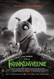 MEDIA - FRANKENWEENIE - A new poster