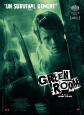 CRITIQUES - GREEN ROOM Jeremy Saulnier