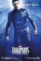 TV SERIES - INHUMANS  New character posters including Lockjaw