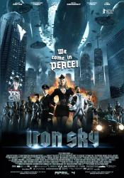 REVIEWS - IRON SKY Timo Vuorensola