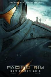 MEDIA - PACIFIC RIM  - Comic-Con poster banner  new pictures