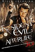 MEDIA - RESIDENT EVIL AFTERLIFE Three new clips from RESIDENT EVIL 4  AFTERLIFE