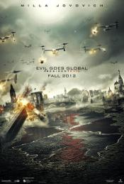 MEDIA - RESIDENT EVIL RETRIBUTION - New trailer