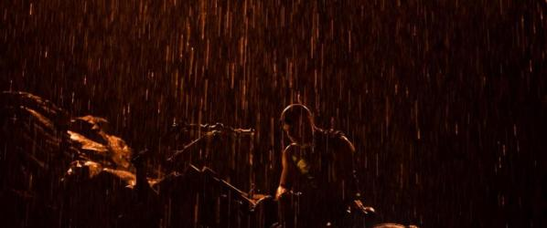MEDIA - RIDDICK  Vin Diesel Shares a Rainy Still