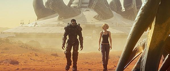 MEDIA - STARSHIP TROOPERS TRAITOR OF MARS  New trailer