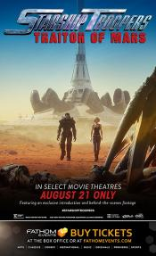 Picture of Starship Troopers: Traitor of Mars  1 / 11