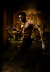 MEDIA - THE WOLVERINE  - First Official Photo of Hugh Jackman