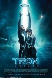 MEDIA - TRON LHERITAGE A new poster for TRON LEGACY